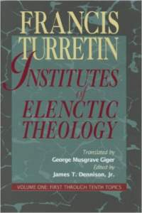 Book Cover: On Holy Scriptures from Elenctic Theology