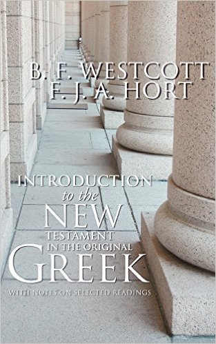 Book Cover: Introduction to the New Testament in the Original Greek
