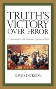 Book Cover: Truth's Victory Over Error