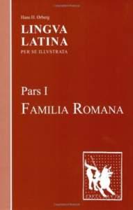 Book Cover: LLPSI: Familia Romana
