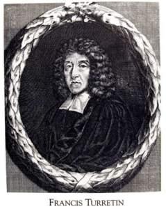 Book Cover: Francis Turretin Disputatio Theologica