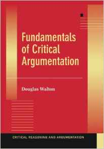 Book Cover: Fundamentals of Critical Argumentation