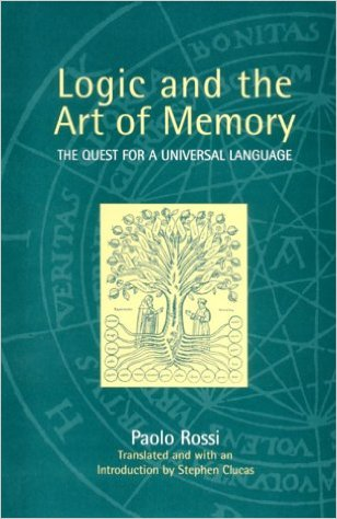Book Cover: Logic and the Art of Memory