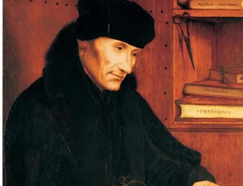 Erasmian Myths: The Rush to Print