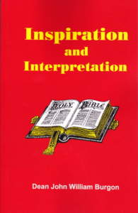 Book Cover: Inspiration and Interpretation