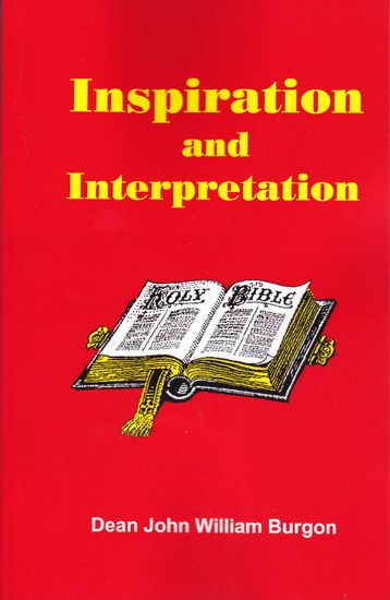 Book Cover: Inspiration and Interpretation