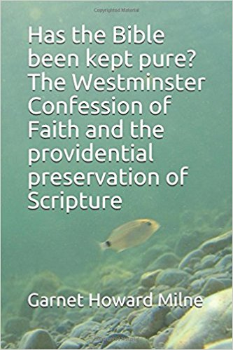 Book Cover: Has the Bible Been Kept Pure?
