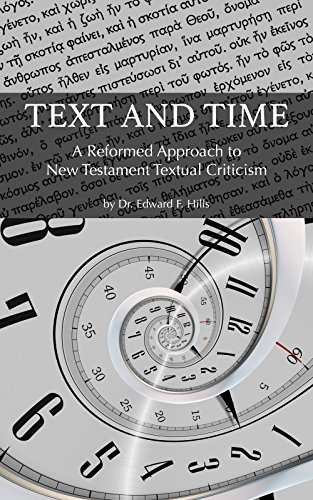 Book Cover: Text and Time