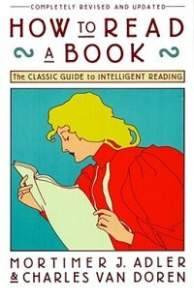 Book Cover: How to Read a Book