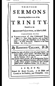 Book Cover: 13 Sermons concerning the Doctrine of the Trinity