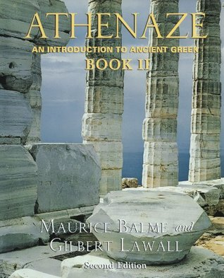 Book Cover: Athenaze Ancient Greek Book 2