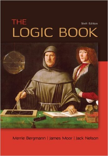 Book Cover: The Logic Book, 6th Edition