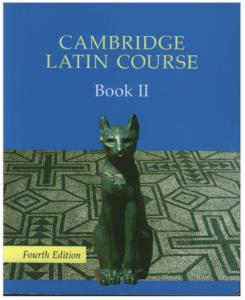 Book Cover: Cambridge Latin Course Book 2