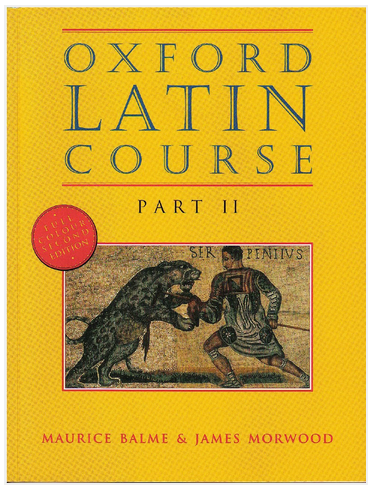 Book Cover: Oxford Latin Course Part 2