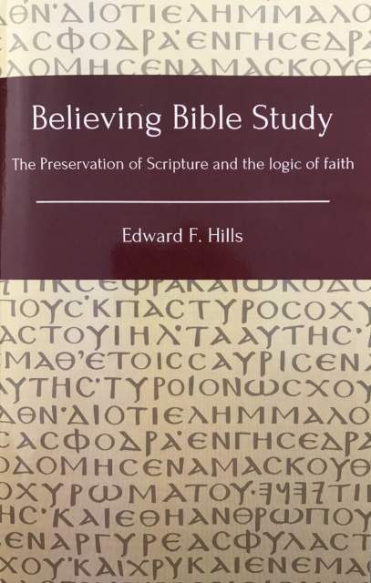 Book Cover: The Believing Bible Study