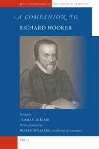 Book Cover: A Companion to Richard Hooker