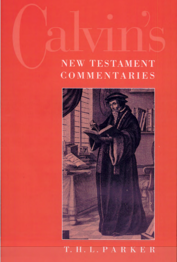Book Cover: Calvin's New Testament Commentaries pg. 122-136