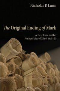 Book Cover: The Original Ending of Mark