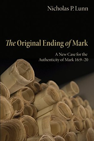 Book Cover: The Original Ending of Mark