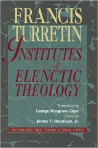 Book Cover: On Holy Scriptures from Elenctic Theology Vol 1to 3