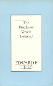 Book Cover: The King James Version Defended
