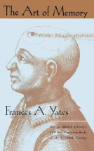 Book Cover: The Art of Memory by Frances A. Yates