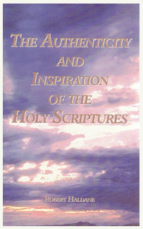 Book Cover: The Authenticity & Inspiration of the Holy Scriptures