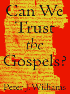 Book Cover: Can We Trust the Gospels?