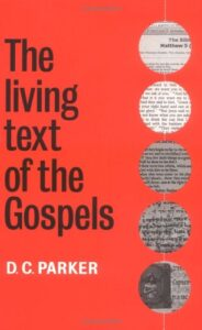 Book Cover: The Living Text of the Gospels